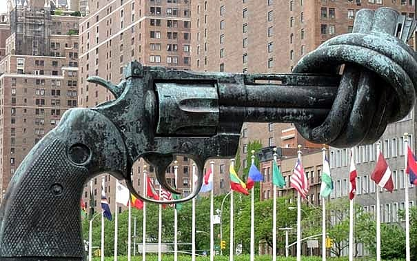 Tratado sobre Comercio de Armas