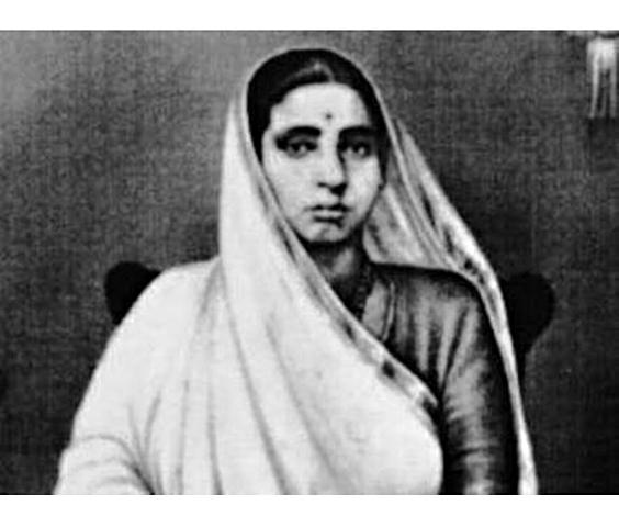 Gandhi's mother mother dies