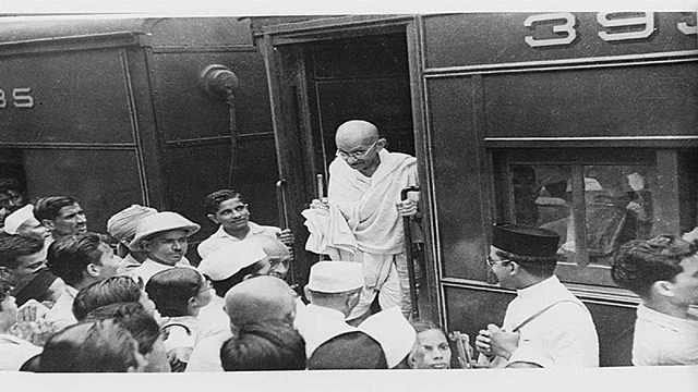 Gandhi is Kicked off of a South African Train and is motivated to then fight for Indian Rights in the British Colonies