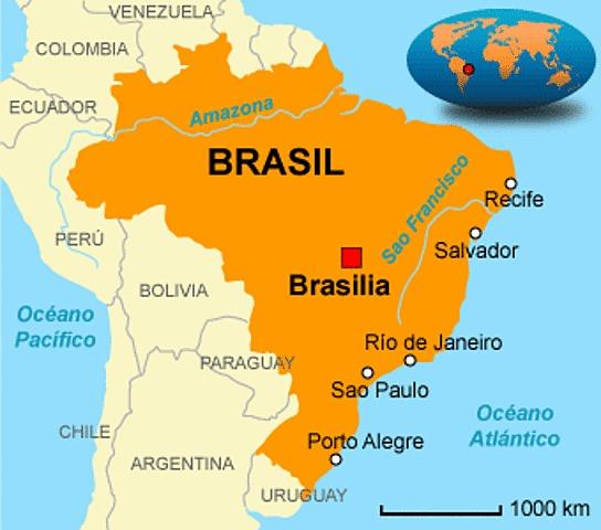 El Baloncesto Llega a Brasil.