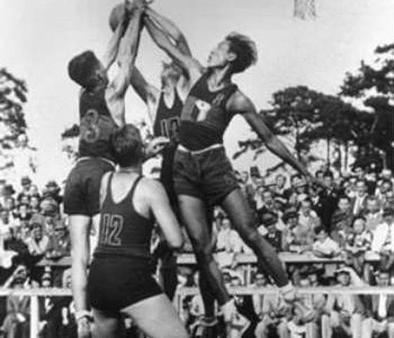 Introducción del Baloncesto en México.