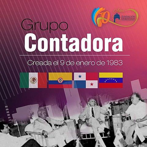 Reunión del Grupo Contadora