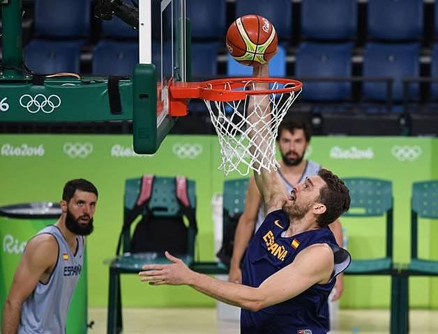 Baloncesto como Deporte Olímpico.