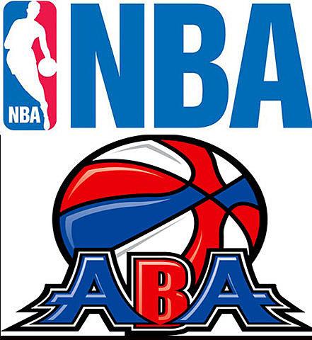 Fusión de la ABA Y NBA.