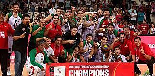 Campeonato FIBA Américas.