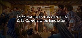 Concilio apostólico de Jerusalén