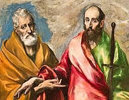 Martirio de Pedro y Pablo