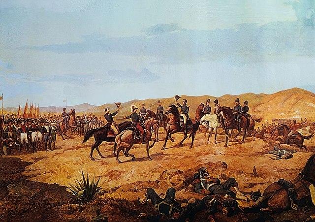Batalla d'Ayacucho