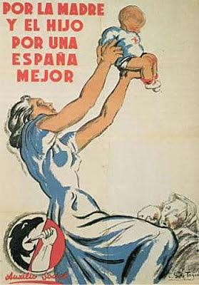 Por la madre y el hijo, por una España mejor