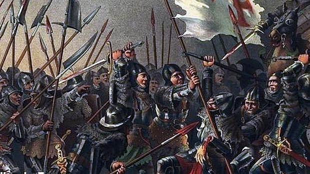 La batalla de Toro ( 1476 )