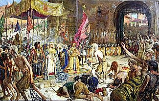 Rendición de Málaga ( 1487 )