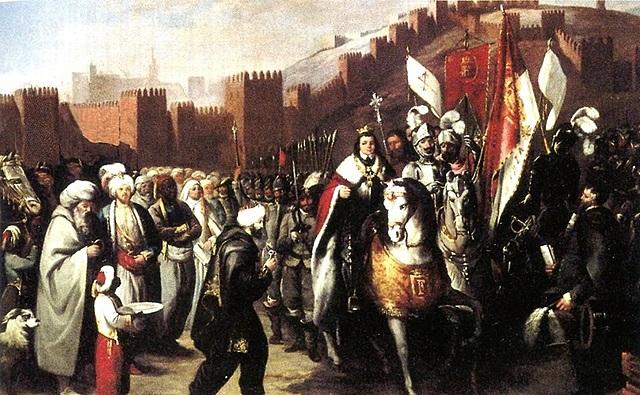 Conquista de Almería y posteriormente Baza ( 1488 )