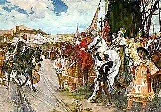 Castilla se anexionó el reino de Granada en 1492