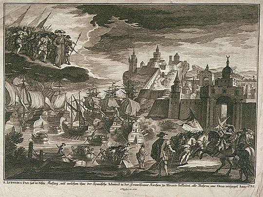 Caída de Mazalquivir ( 1505 )
