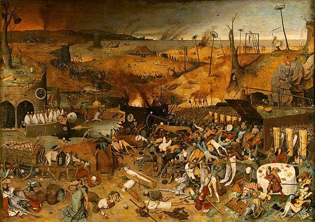 Inicio de la guerra de los Treinta Años ( 1618 - 1648 )