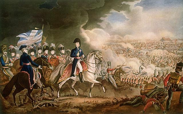 Napoleon's defeat