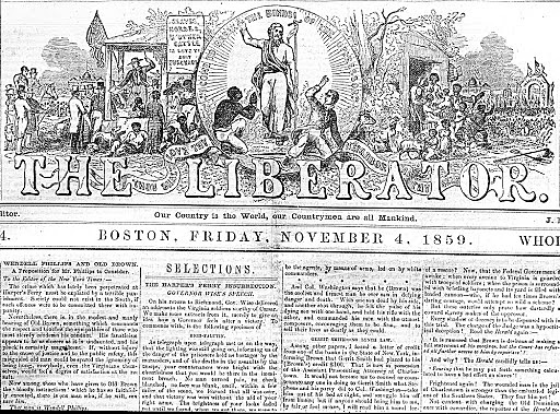 The Liberator first published