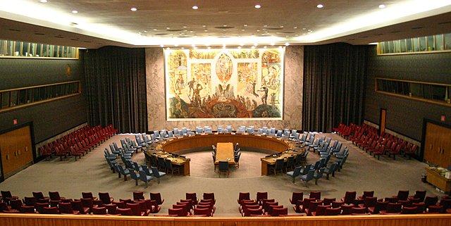 México participa por primera vez como miembro del Consejo de Seguridad.