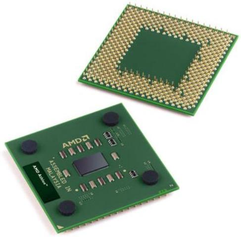 El AMD Athlon K7 (Classic y Thunderbird)