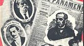 Literatura Colonial. Panamá timeline
