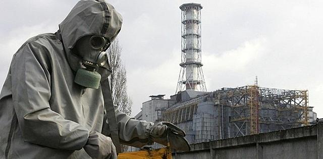 Explosión en Chernobyl