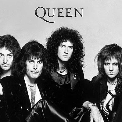 """История музыкальной группы """"Queen"""" timeline"""
