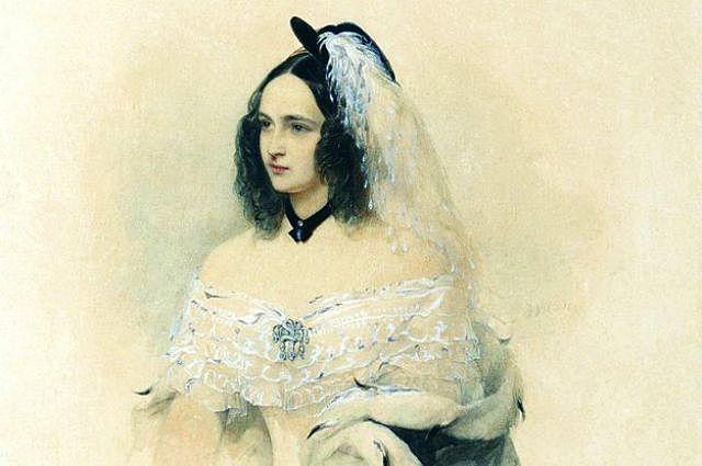 Знакомство Пушкина с Натальей Гончаровой