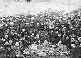 Early 1880s pogroms in Russia