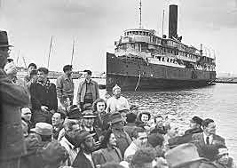 1904-1914 2nd wave of Zionist immigrants to Palestine and settlement in the lowlands