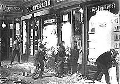 1931-1939 Antisemitism in Europe