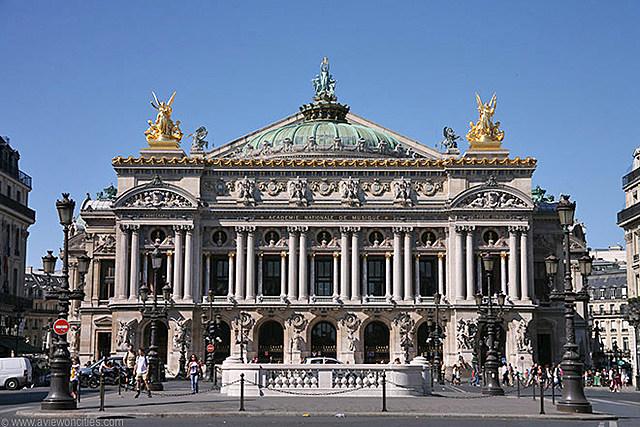 """""""Teatro de la Ópera"""" Charles Garnier"""