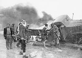 30 November 1947 Outbreak of civil war in Palestine