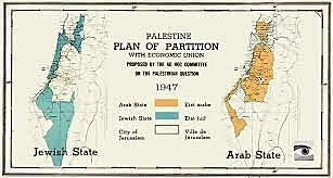 29 November 1947 the United Nations Partition Resolution