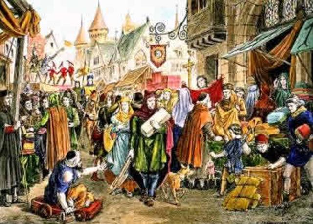Mudanças na França feudal