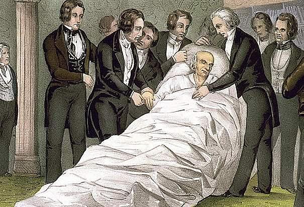 Death of Thomas Jefferson