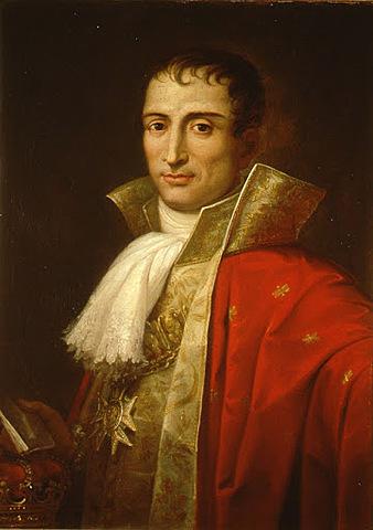 José Bonaparte en mans d'espanya