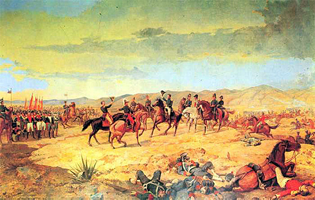 La batalla d'Ayacuncho