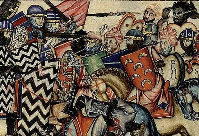 Derrota de las tropas españolas en Uclés.