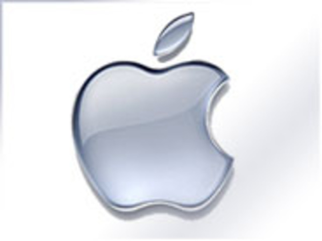 Back into Apple