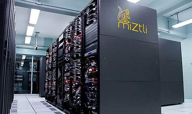 supercomputadora Miztli