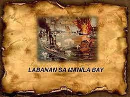 Naganap ang makasaysayang labanan sa Manila Bay