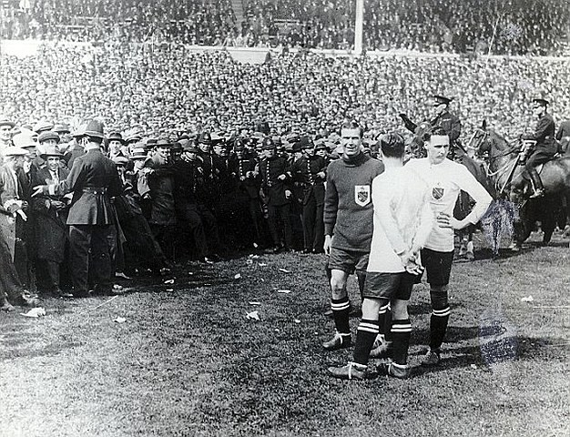 First FA Cup Final