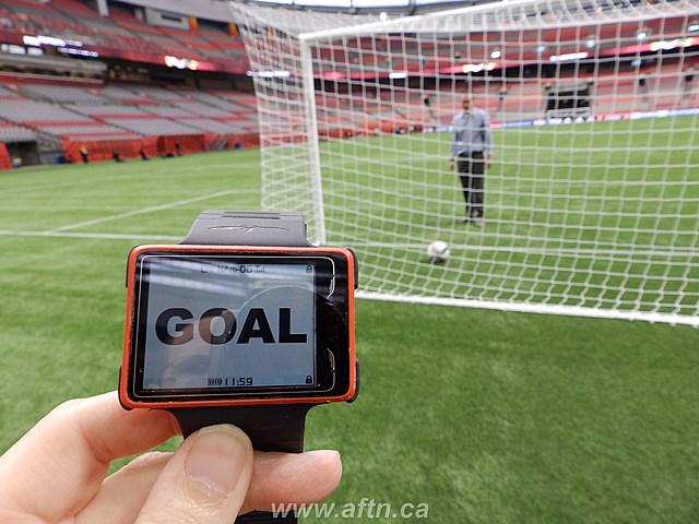 Goal Line Technology (VAR)
