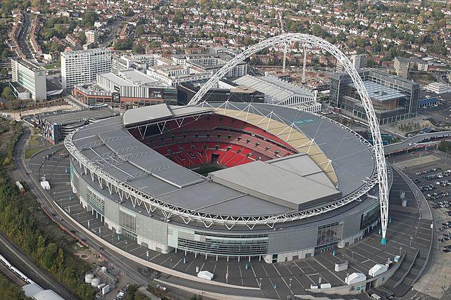 New Wembley Opened