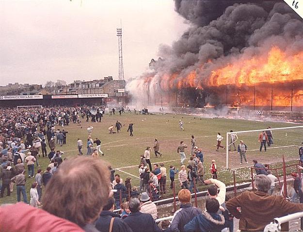 Bradford City Tragedy