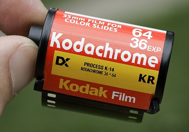 Производство Kodachrome закрыто
