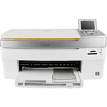 Первый струйный принтер