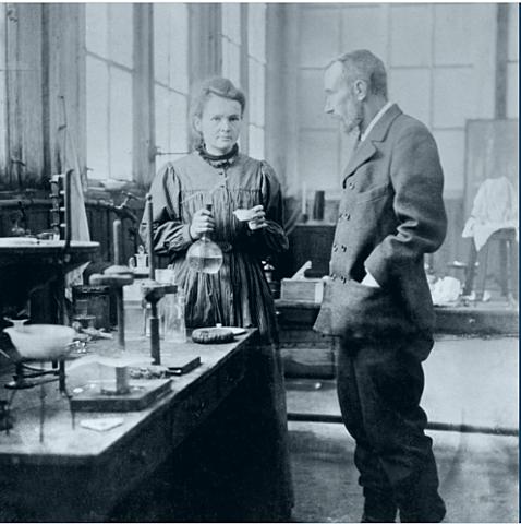 The discovery of radium