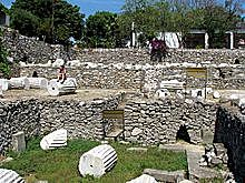 GRECIA. Mausoleo de Halicarnaso