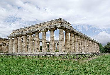 GRECIA. Templo de Hera